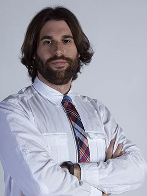 Jaime Lloret - Coordinador Fisioterapia y Nutrición