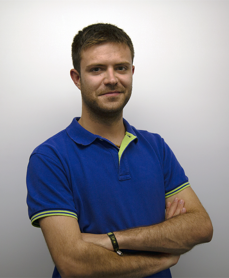 Abel Marín - Coordinador Multimedia eSports