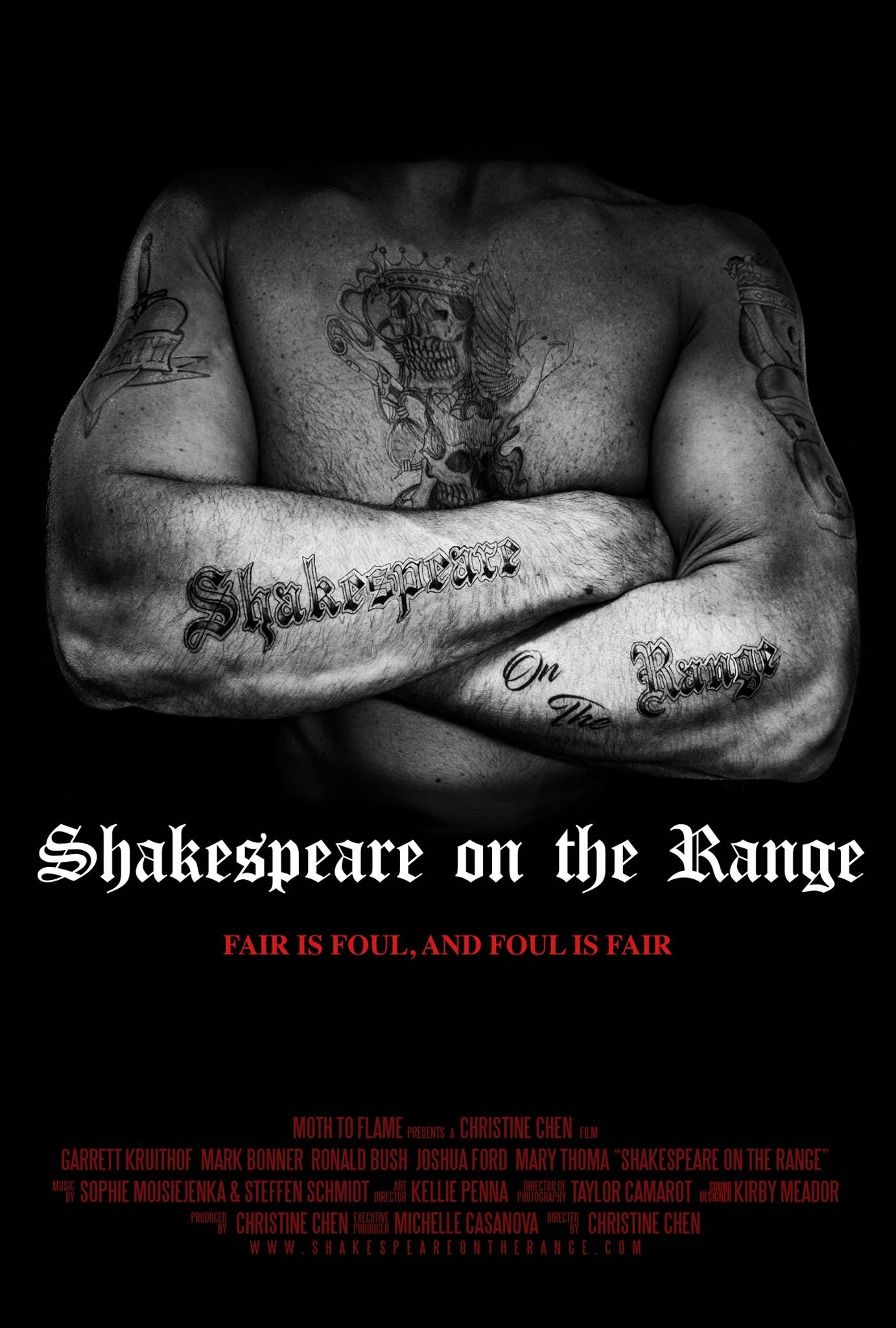 Copy of Shakespeare on the range