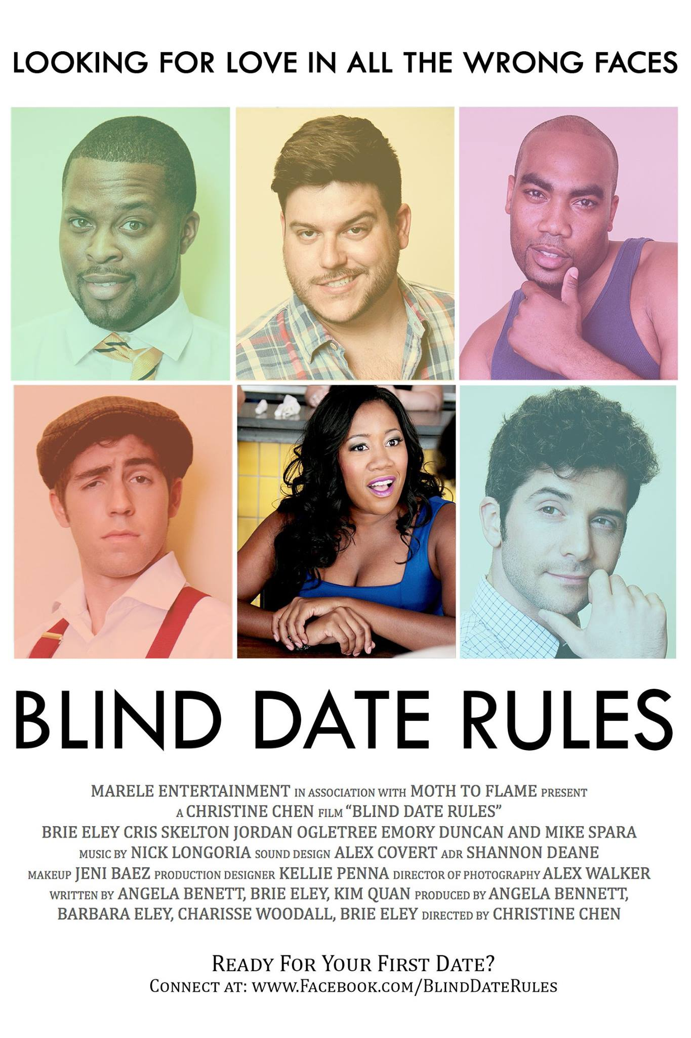 Copy of Blind Date Rules