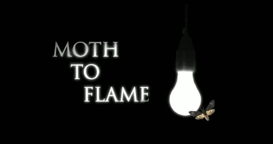 Logo from 2010 when Moth to Flame first started