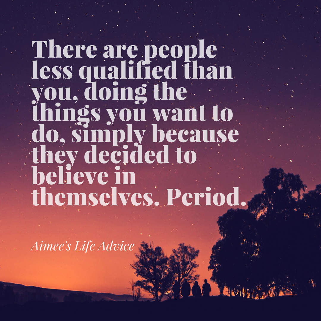 Aimee Favorite Quote