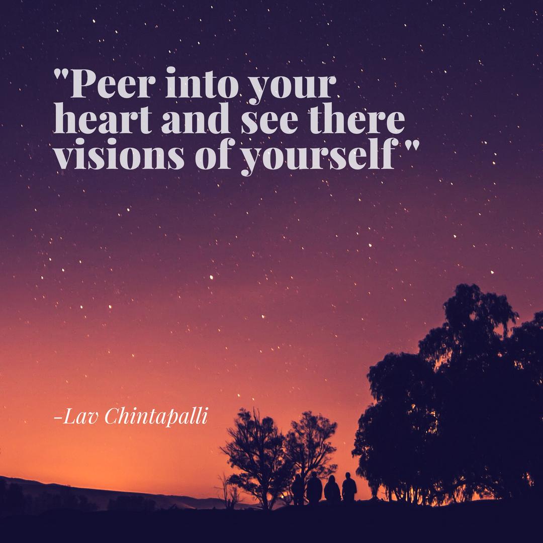Lav favorite quote