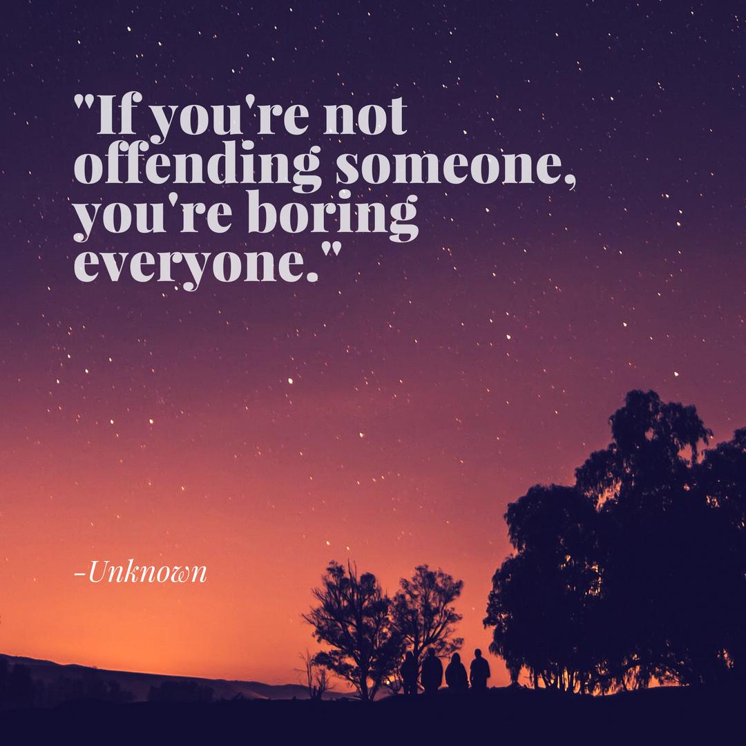 Crimson favorite quote
