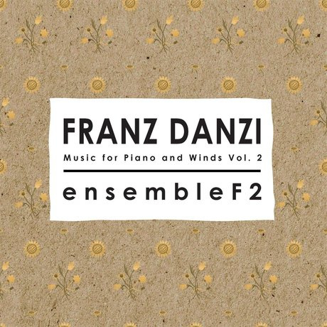 Franz Danzi: Music for Piano and Winds Vol. 2.Inc. Sonata In E Minor for Horn & Fortepiano Op. 44ensembleF2Devine Music, 2015 -