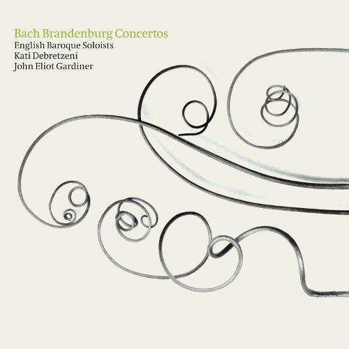 Bach: Bradenburg ConcertosSir John Eliot Gardiner / English Baroque SoloistsSDG, 2009 -