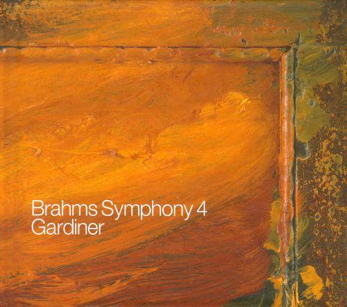 Brahms Symphony 4Sir John Eliot gardiner / Orchestre Révolutionnaire et Romantique / Monteverdi ChoirSDG, 2010 -