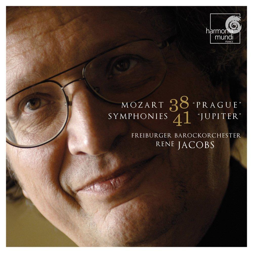 Mozart Symphonies: 38