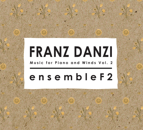 CD REVIEWS: FRANZ DANZI - MUSIC FOR PIANO AND WINDS, ENSEMBLEF2 - Franz Danzi: Music for Piano and Winds Vol.s 1 & 2ensembleF2Katy Bircher (flute), James Eastaway (oboe), Jane Booth (clarinet), Anneke Scott (horn), Ursula Leveaux (bassoon) and Steven Devine (fortepiano).Recordings include Danzi's Sonata op. 28 in E flat for fortepiano and horn, Sonata op. 44 in E minor for fortepiano and horn, and the Quintet op. 41 for piano and wind in D minor.Devine Music 2014 and 2015.