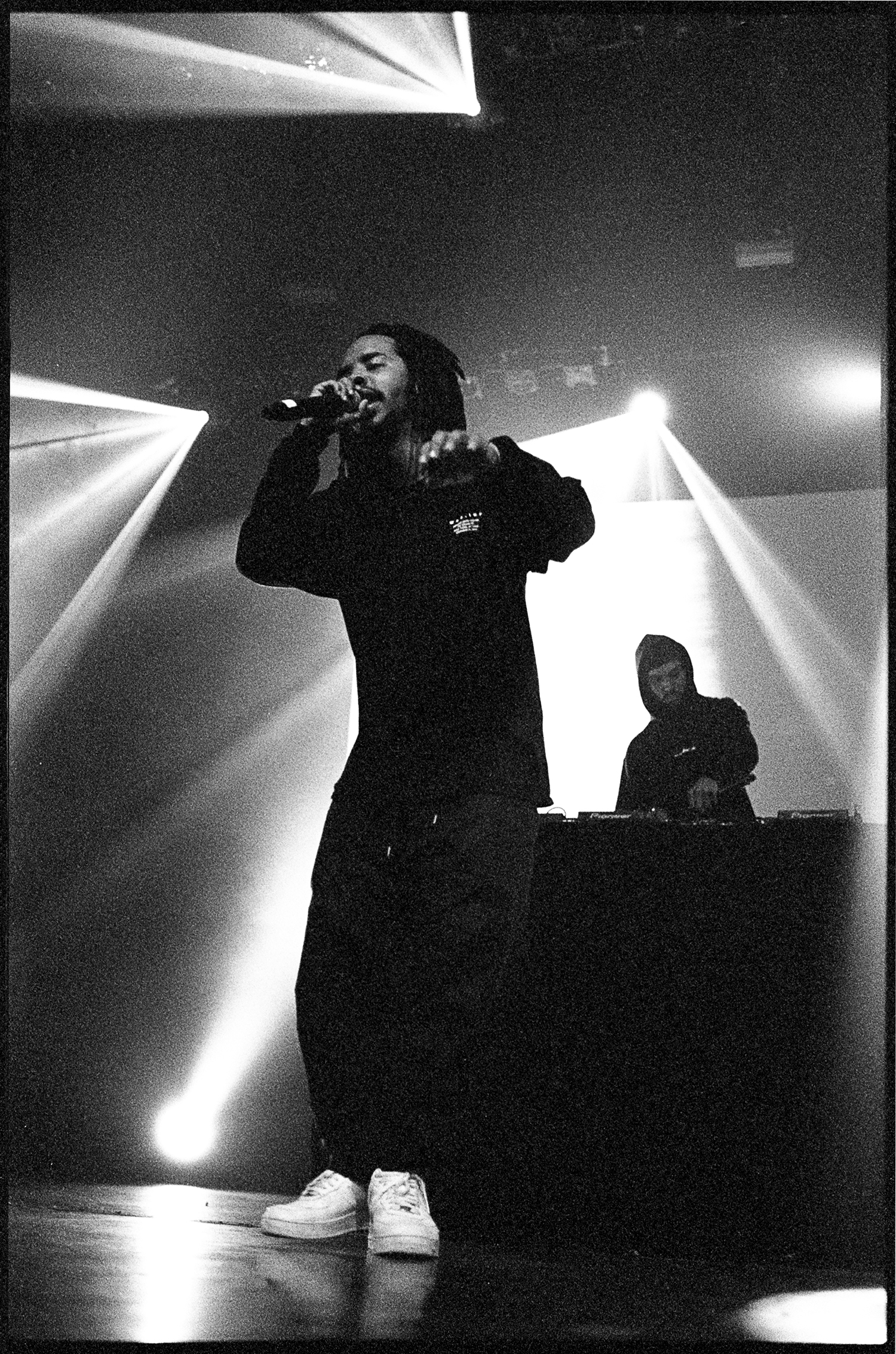 Earl Sweatshirt, Fire It Up Tour