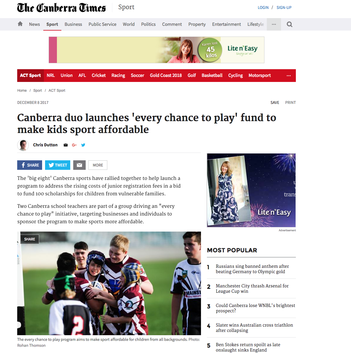 Canberra Times