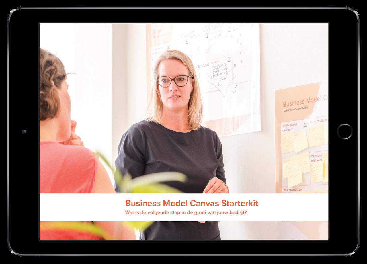 Business Model Canvas Starterkit