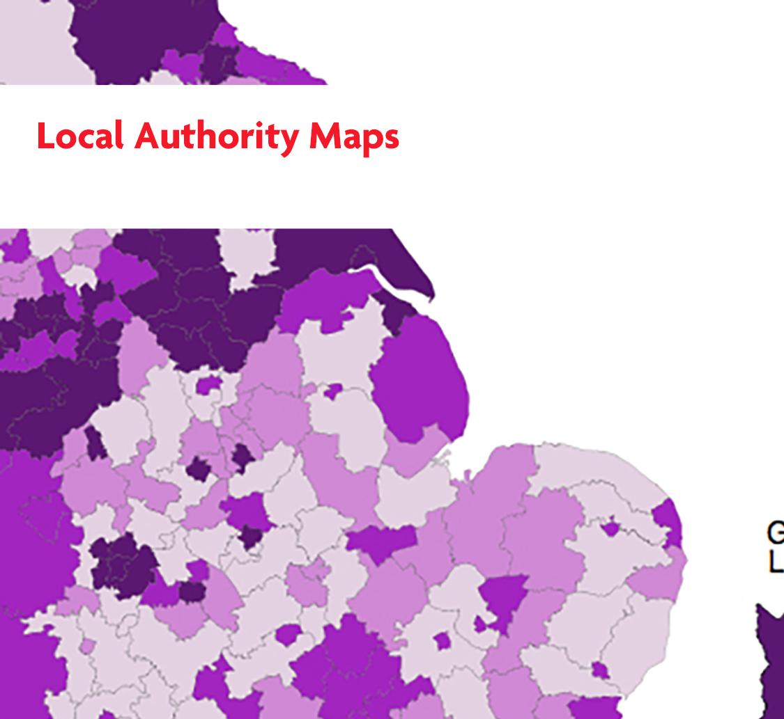 Local Authority Maps
