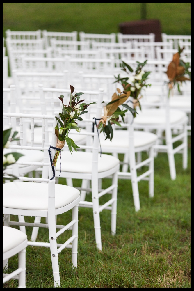 The Ceremony   If you are interested in an arbour, we are happy to provide you with the details of a florist who is able to decorate the structure and the chairs.