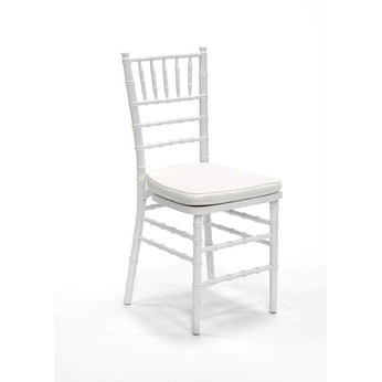 White Tiffany Chair $11.00