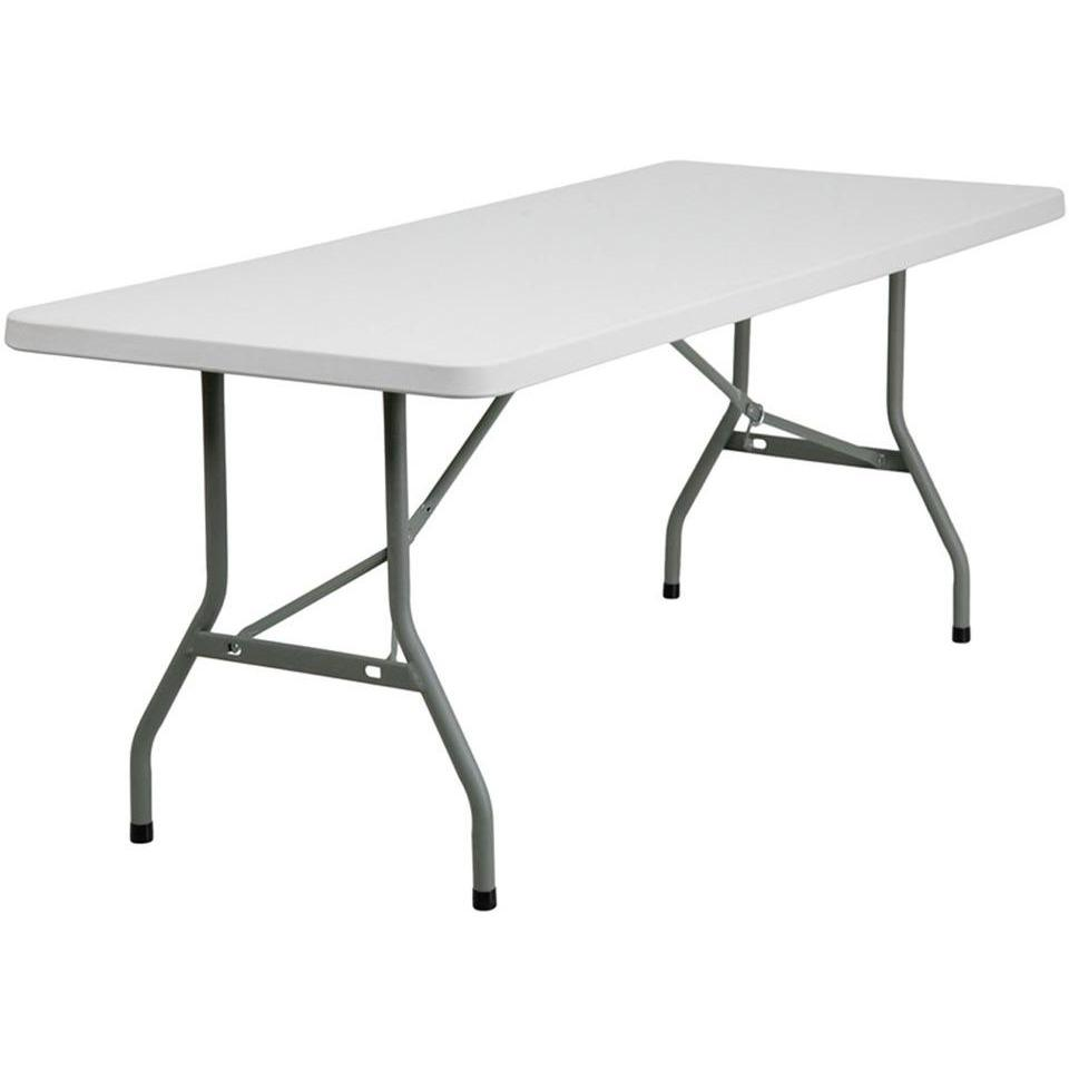Plastic Tables 1.8m or 2.4m