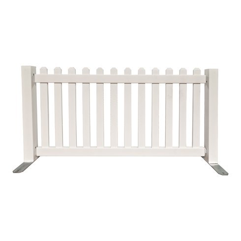 White Picket Fencing per Metre