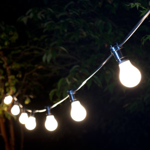 Festoon Lighting 20m - $49.50