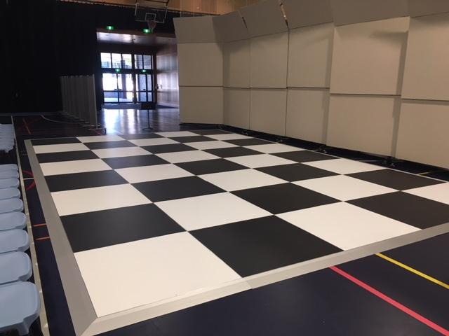 Dance Floor - Checkered