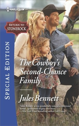 The Cowboy's Second-Chance Family