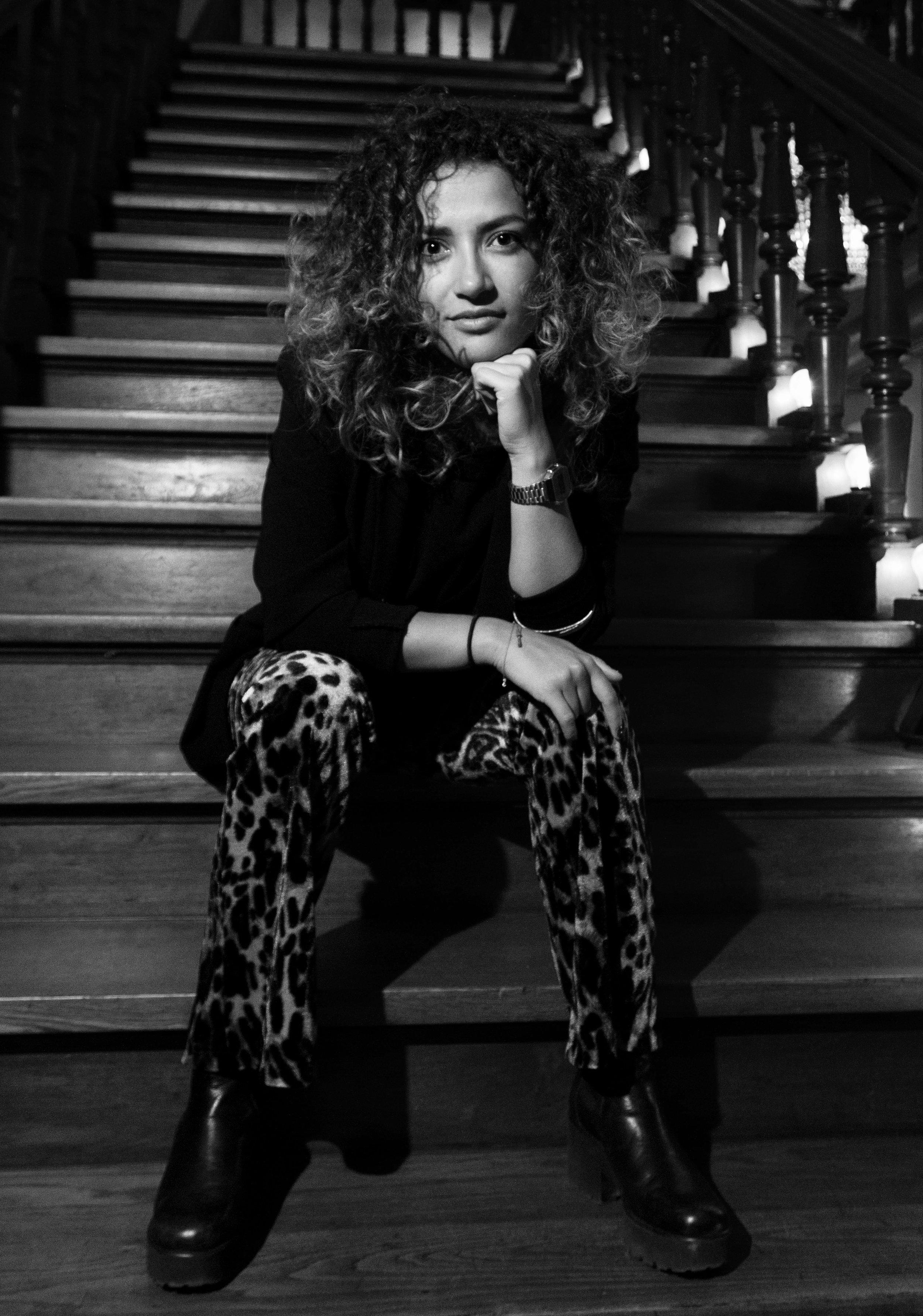 Carmen de Fretes - hair & make-upartist