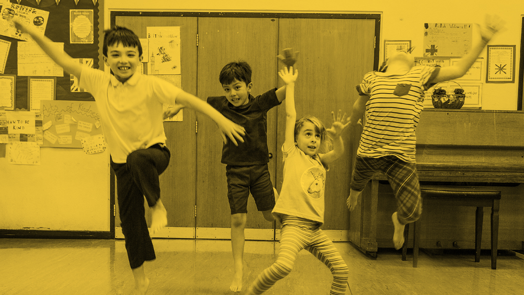 FLYING MONKEYS - Fun, creative dance classes for children.