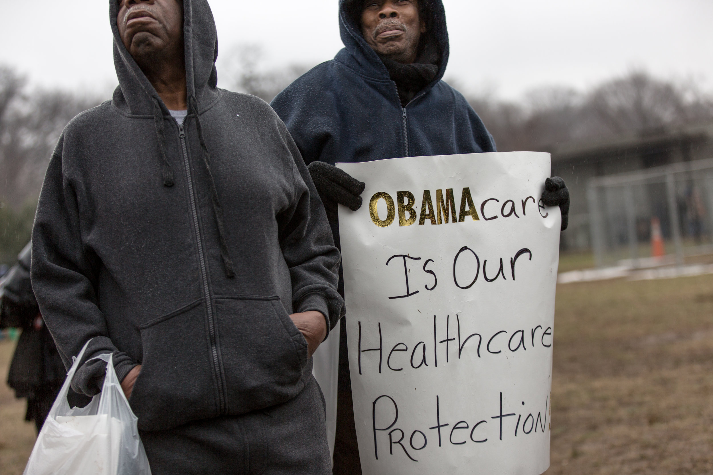 Obamacare is Our Healthcare Protection, We Shall Not Be Moved Rally, Washington DC