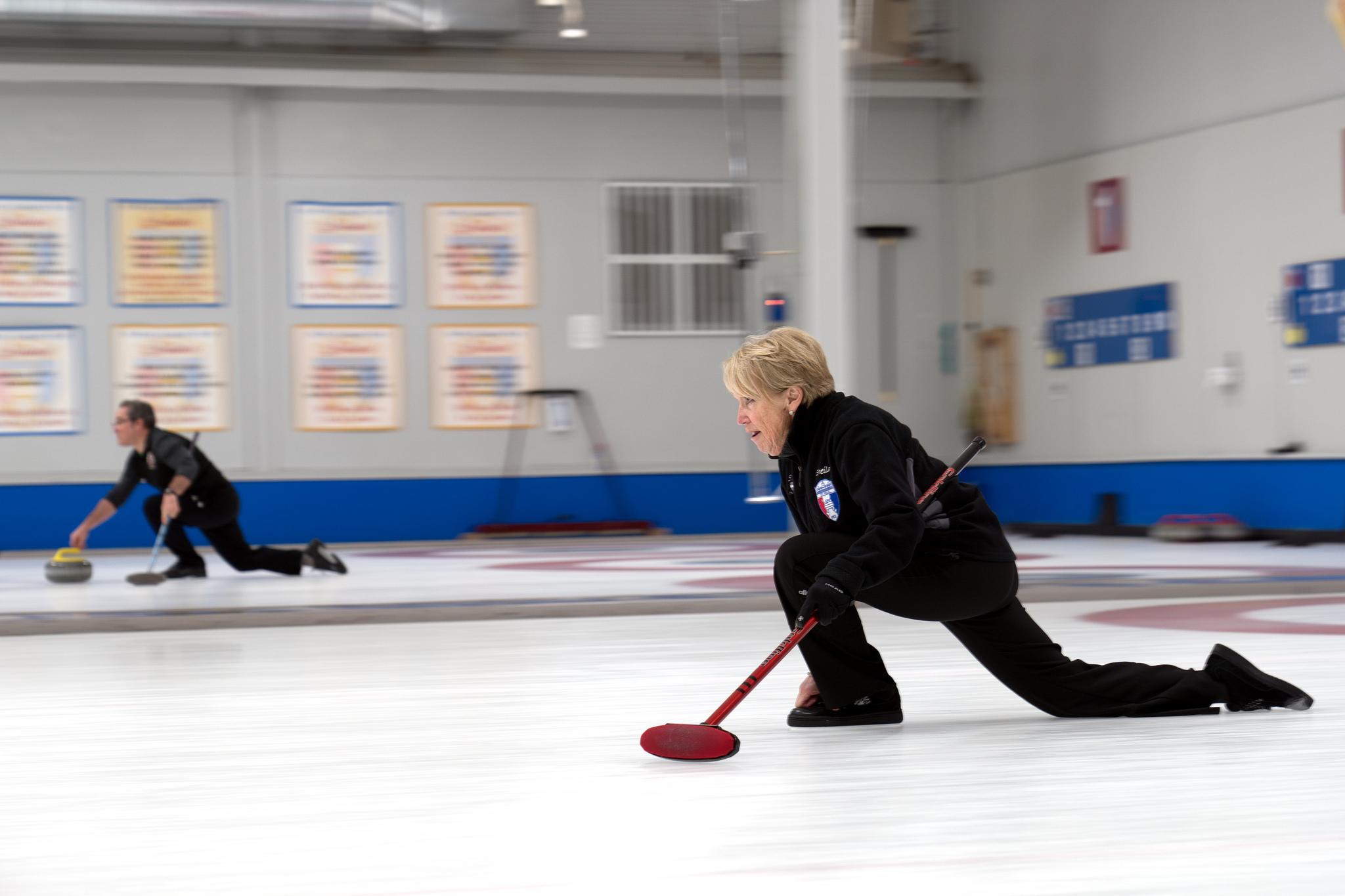 Fireball Bonspiel, St Paul Curling Club, St Paul MN