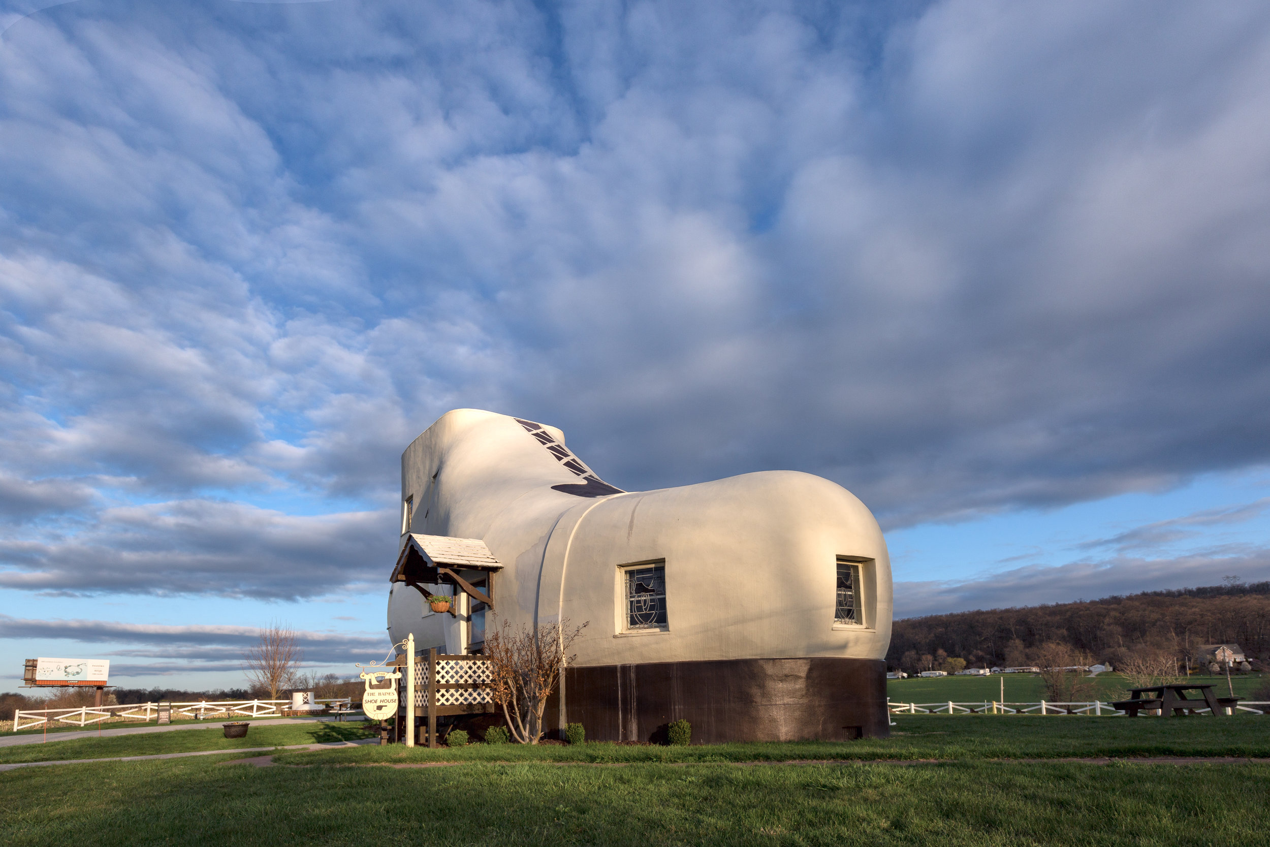 The Haines Shoe House, York Pa
