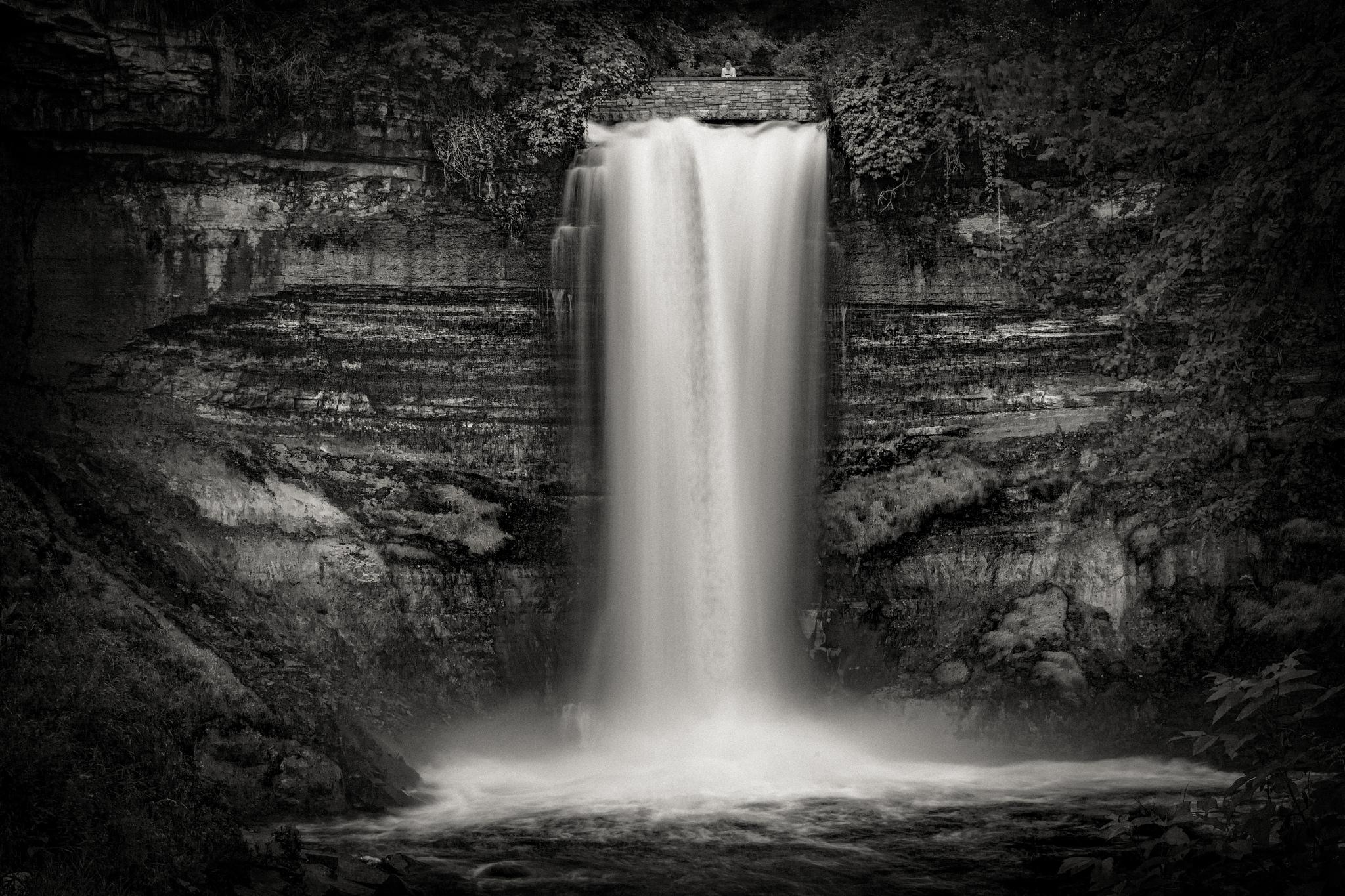 Minnehaha Falls, Minneapolis Minnesota