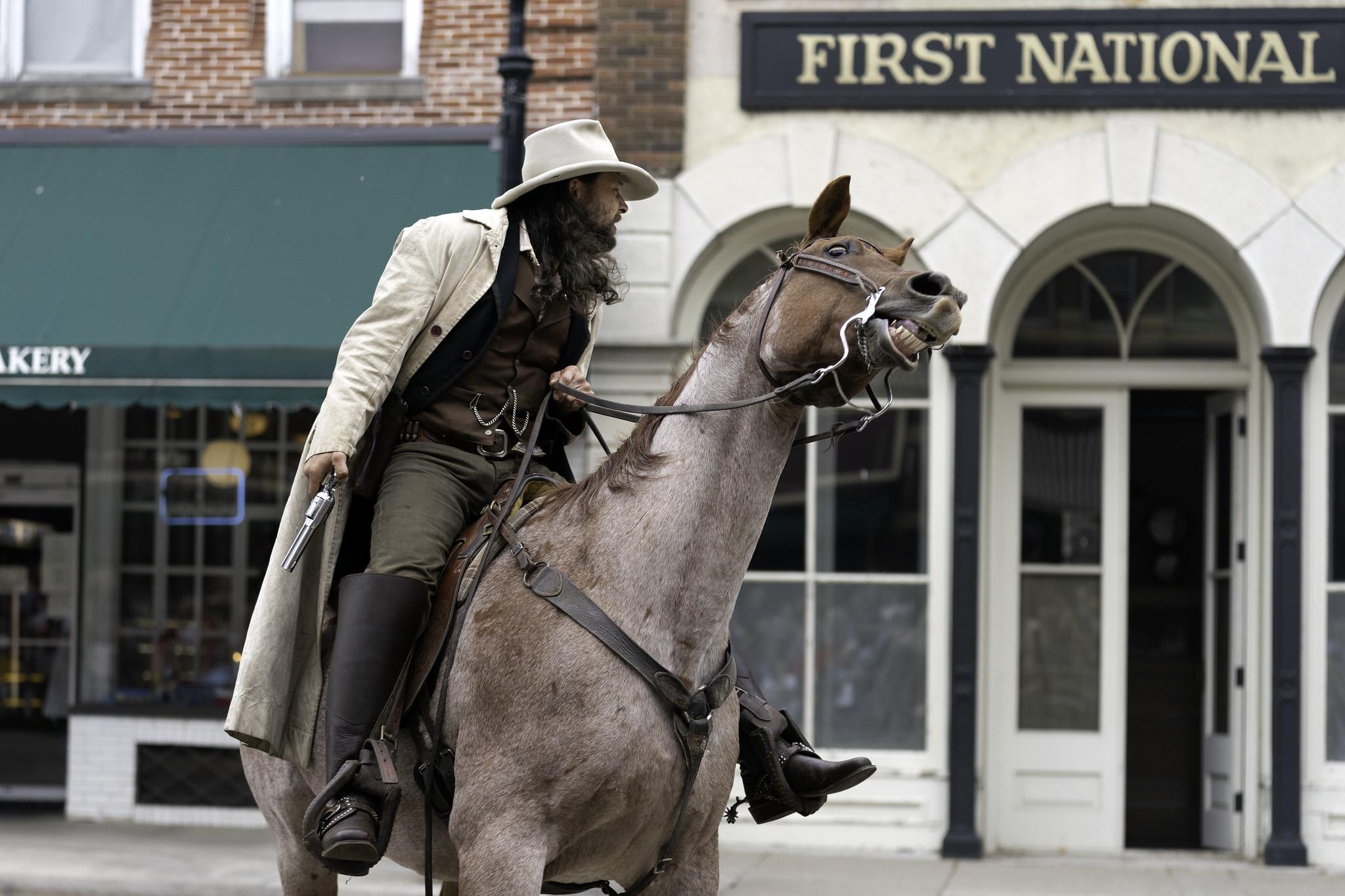 The Defeat of Jesse James Days in Northfield, Minnesota