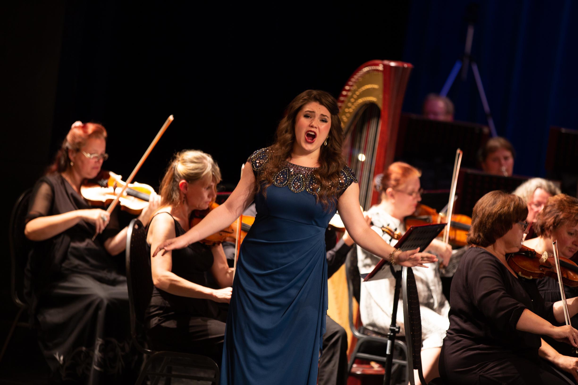 Allysa Packard, Opernfest Prague