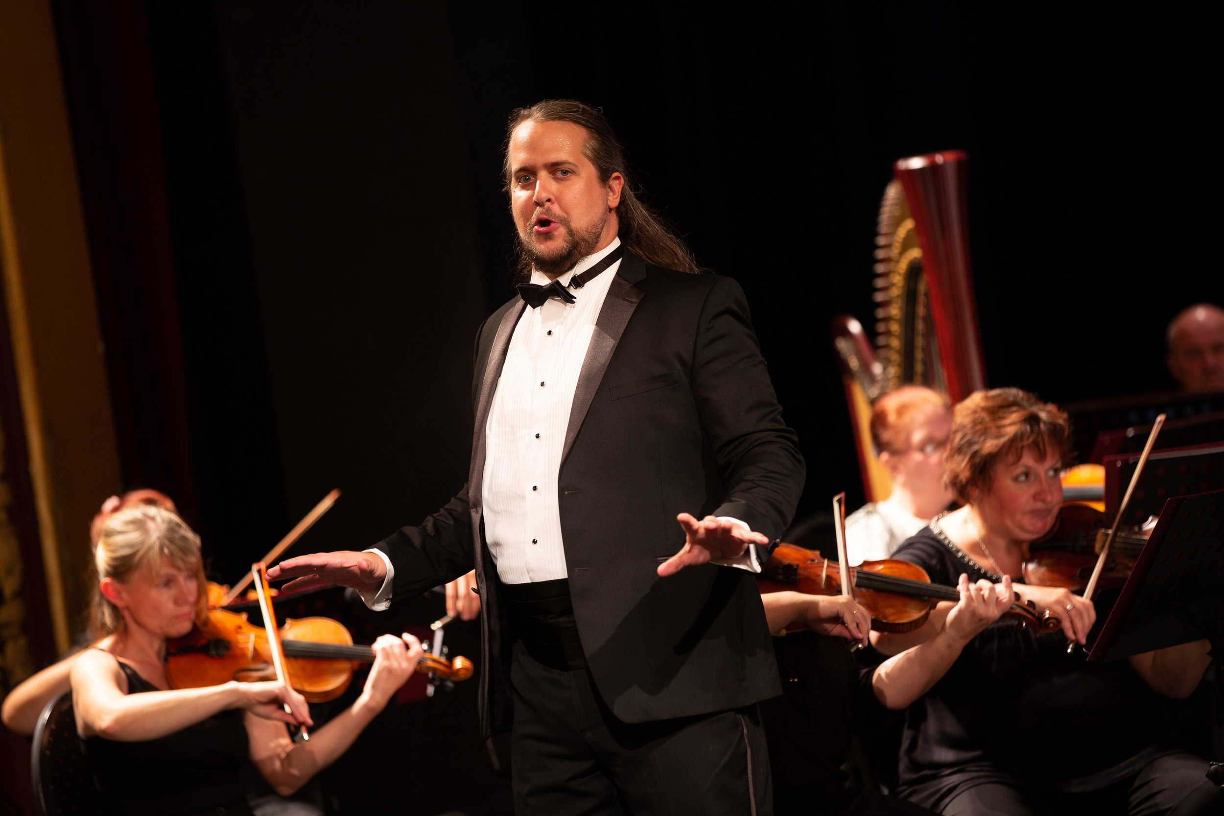 Andrew Hiers, Opernfest Prague