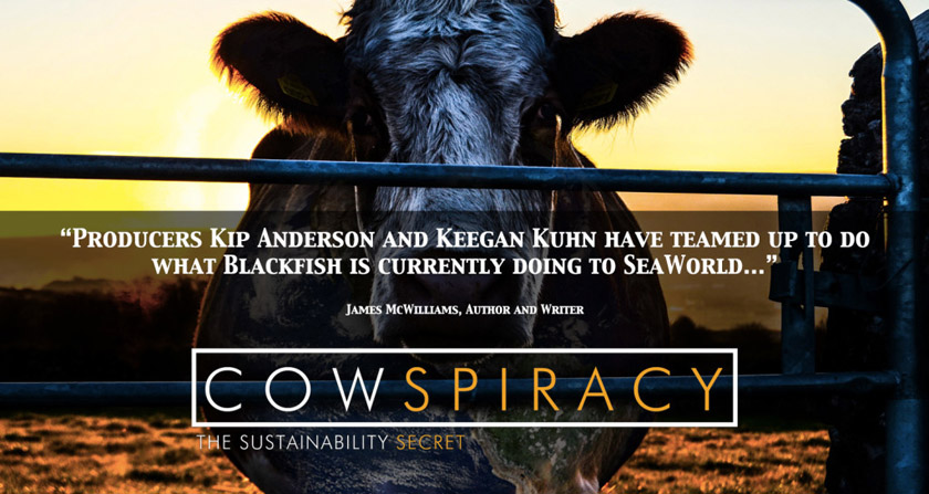 Cowspiracy<br>(also available on Netflix)