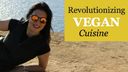 Mouthwatering Vegan TV<br>(by incredible vegan chef<br>Miriam Sorrell)