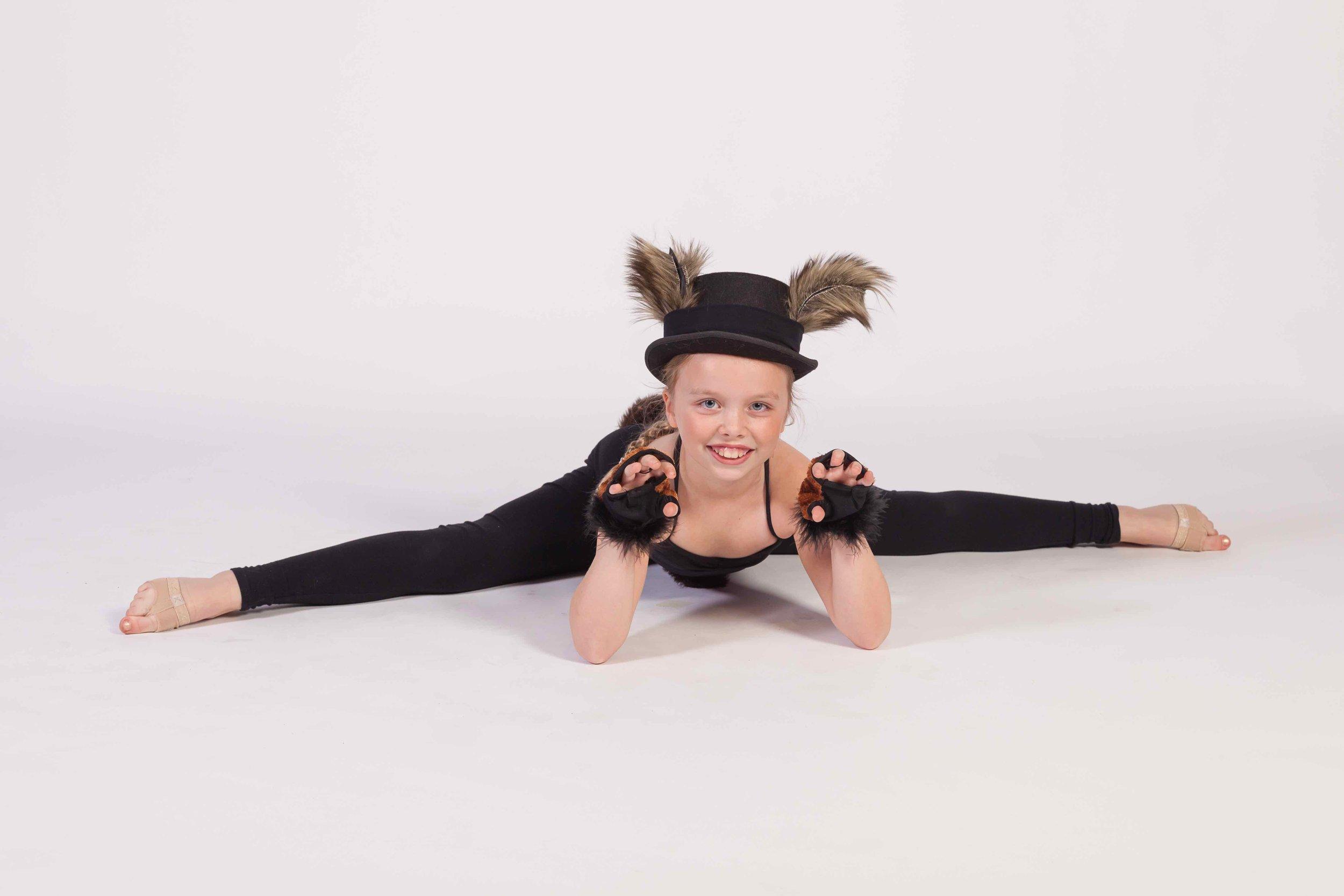 Dancer from Pointe Works Showcase