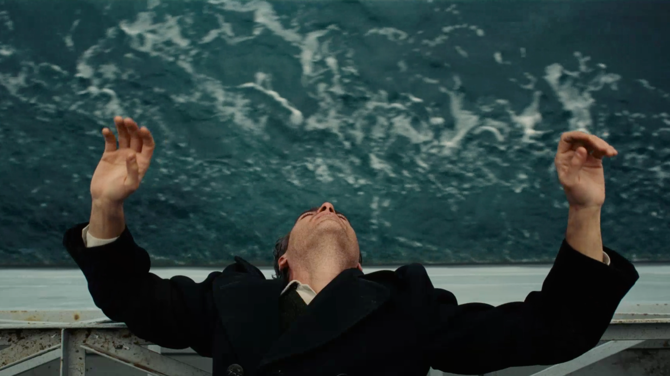 The Master (2012) - Directed by: Paul Thomas AndersonWritten by: Paul Thomas Anderson