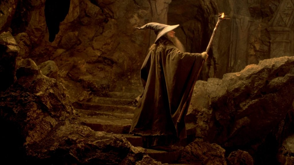 The Lord of the Rings: The Fellowship of the Ring (2001) - Directed by: Peter JacksonWritten by: J.R.R Tolkien (novel), Fran Walsh, Philippa Boyens & Peter Jackson