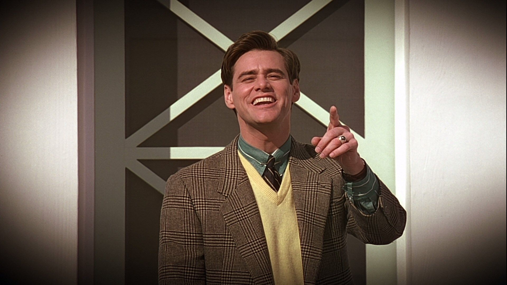 The Truman Show (1998) - Directed by: Peter WeirWritten by: Andrew Niccol