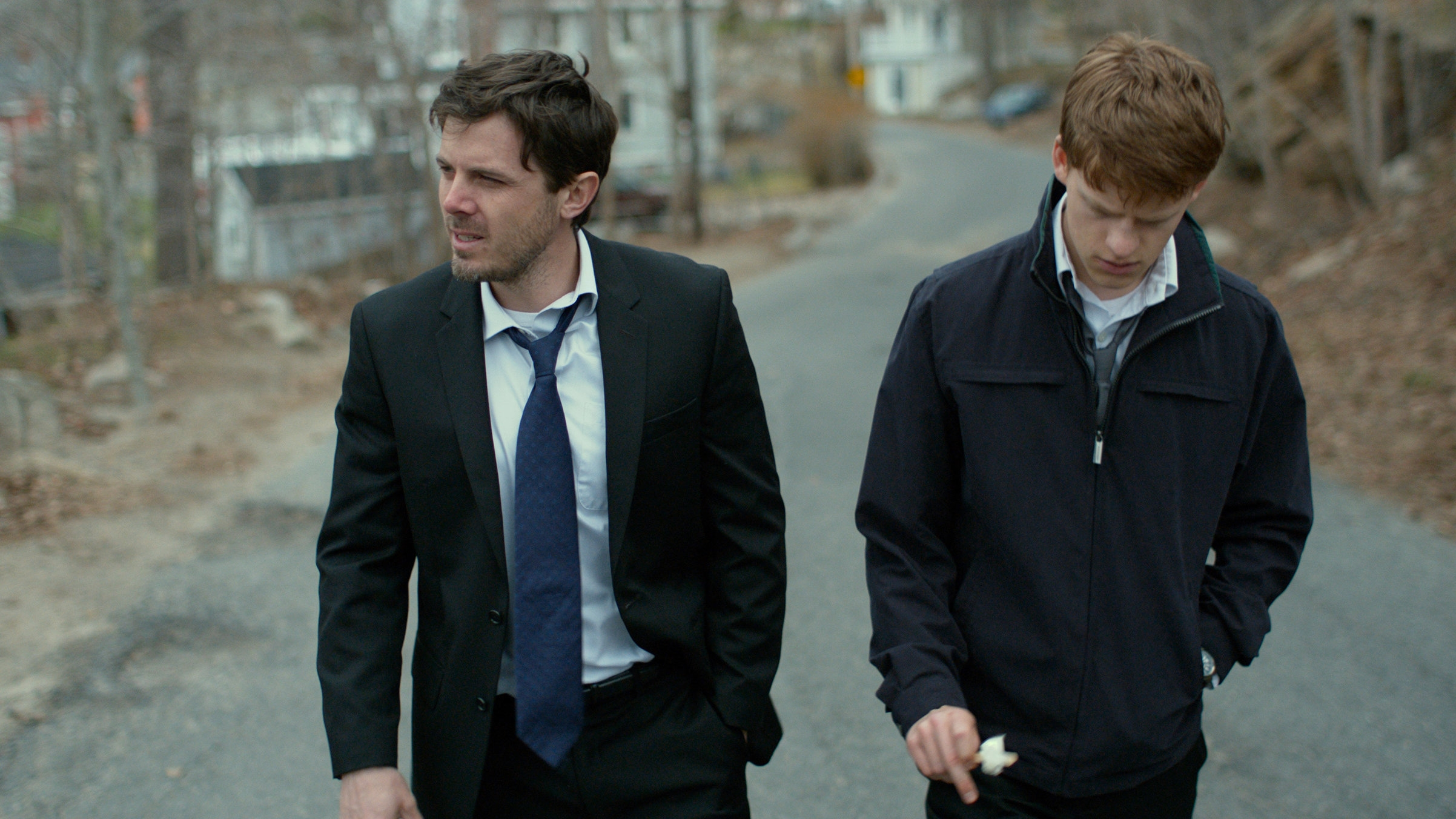 Manchester By The Sea (2016) - Directed by: Kenneth LonerganWritten by: Kenneth Lonergan