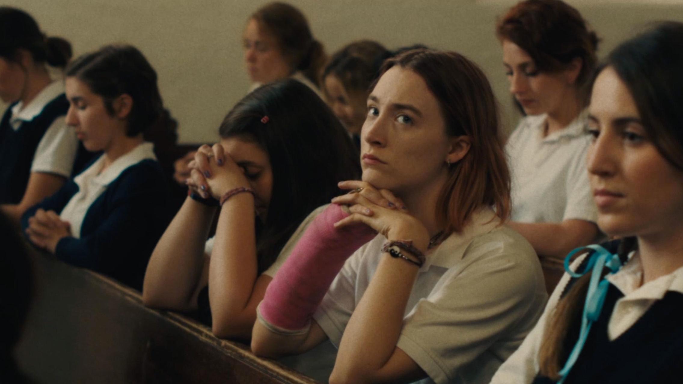 Lady Bird (2017) - Directed by: Greta GerwigWritten by: Greta Gerwig