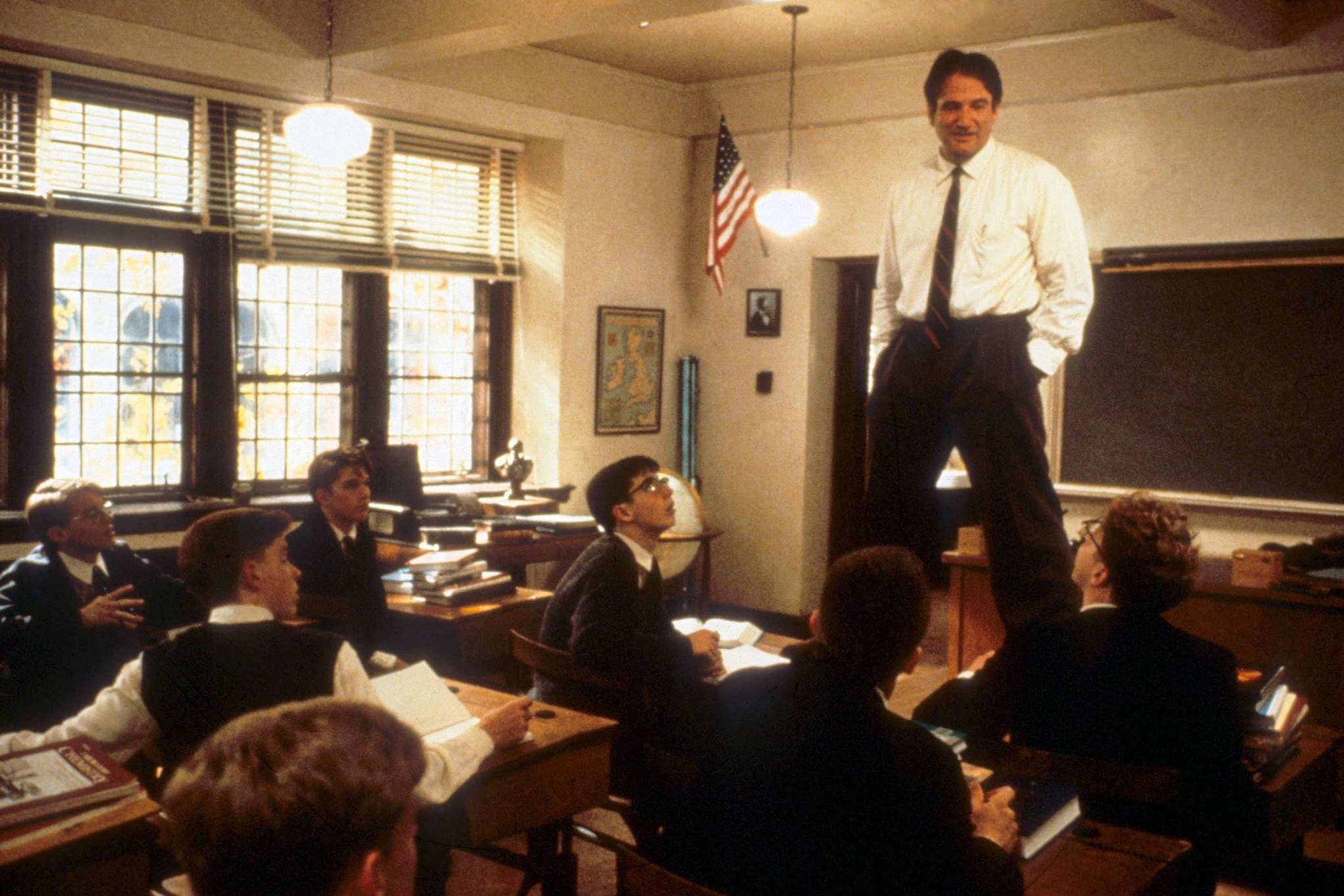 Dead Poets Society 1989 Script Pdf Br Screenplayed