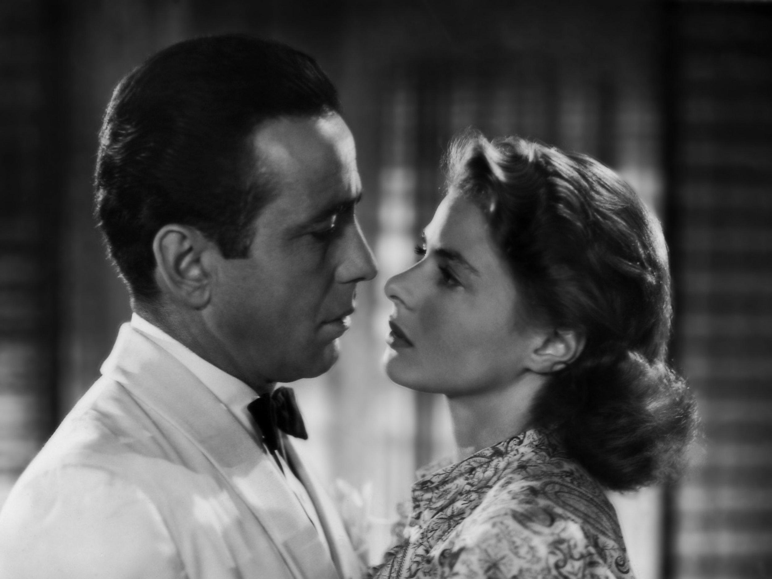 Casablanca (1942) - Directed by: Michael CurtizWritten by: Julius J. Epstein, Philip G. Epstein & Howard Koch