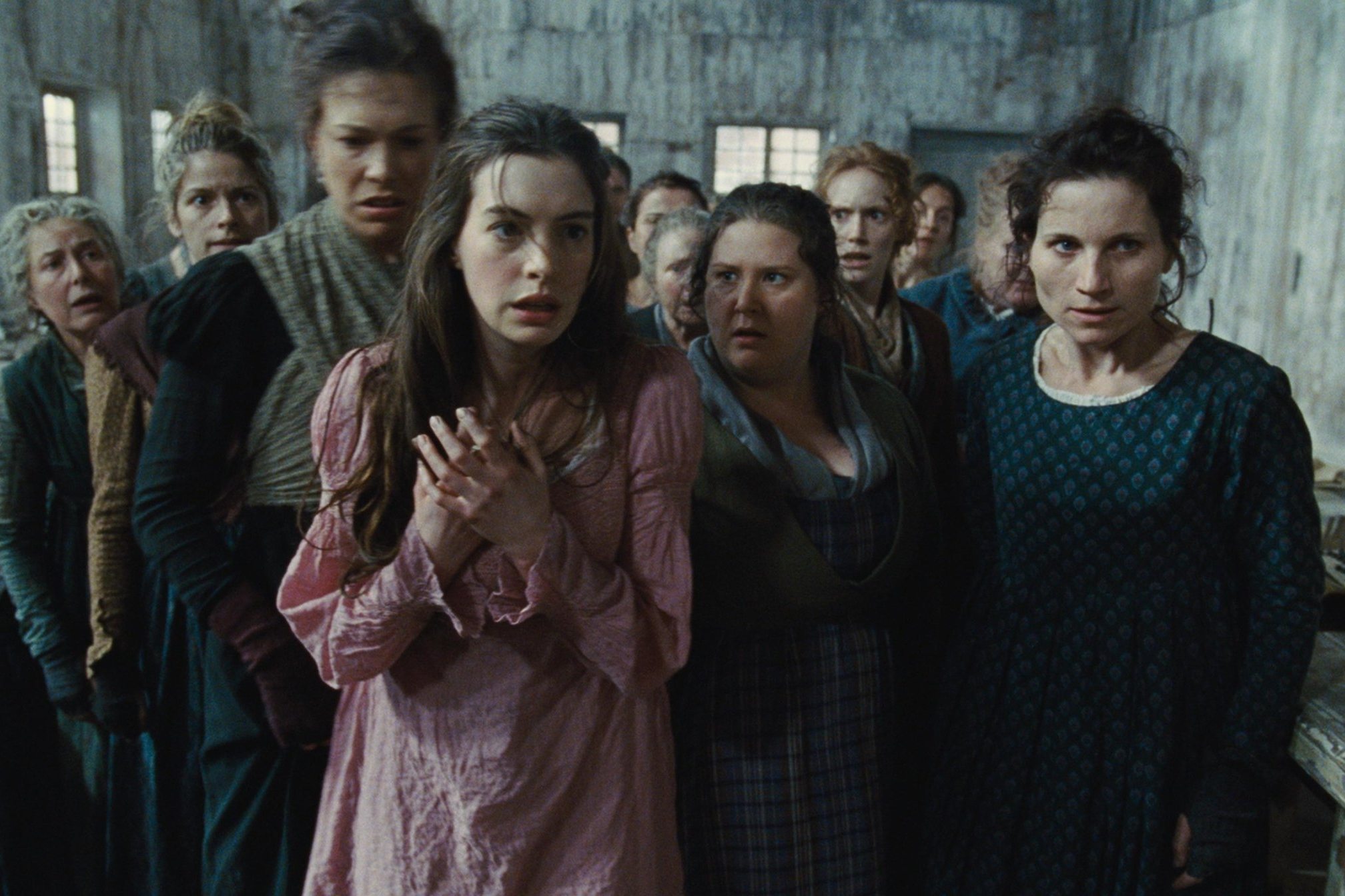 Les Misérables (2012) - Directed by:Tom HooperWritten by: William Nicholson, Alain Boublil, Claude-Michel Schönberg & Herbert Kretzmer
