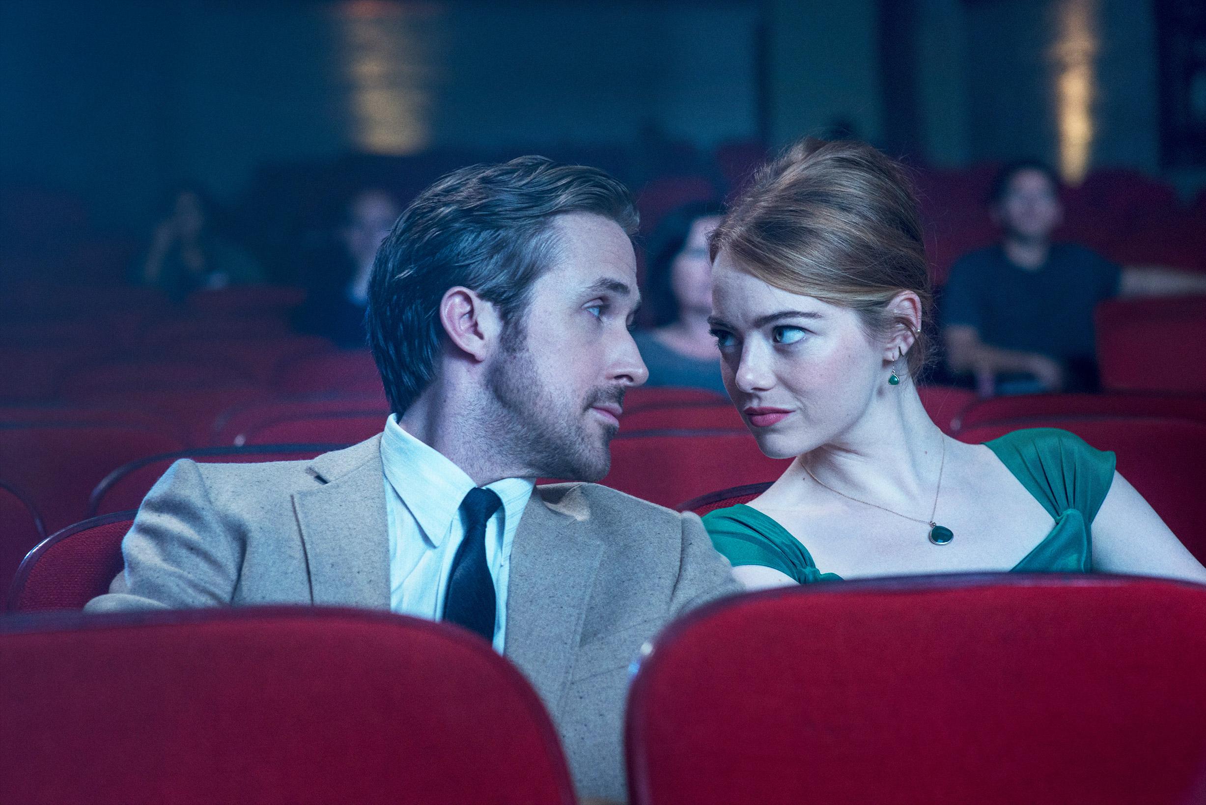 La La Land (2016) - Directed by: Damien ChazelleWritten by: Damien Chazelle