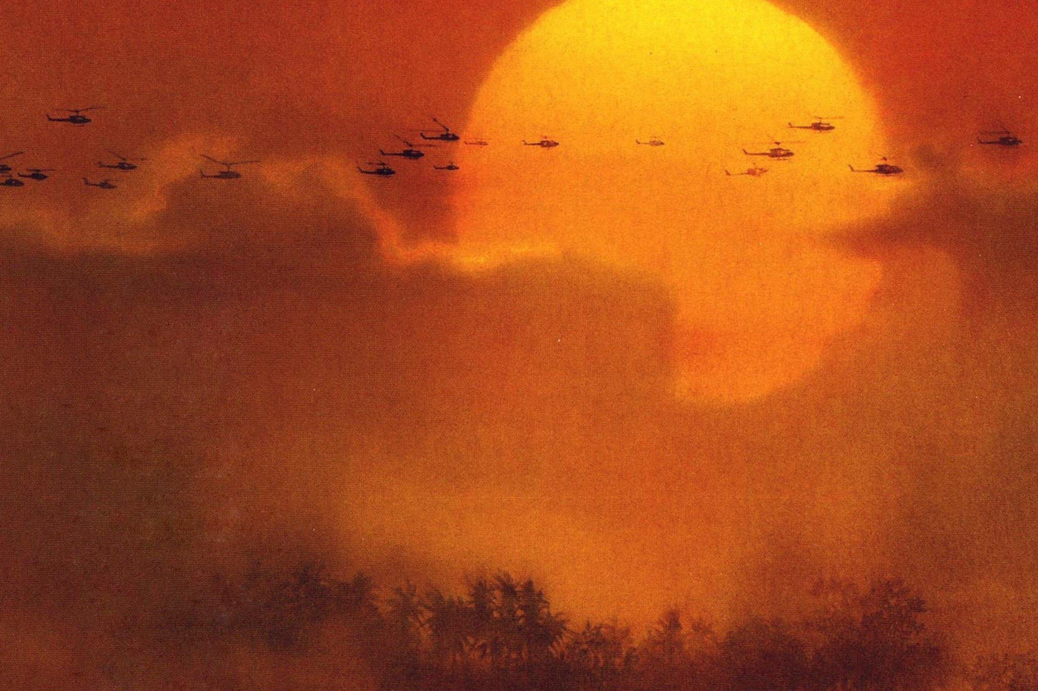 Apocalypse Now (1979) - Directed by: Francis Ford CoppolaWritten by: Francis Ford Coppola & John Milius