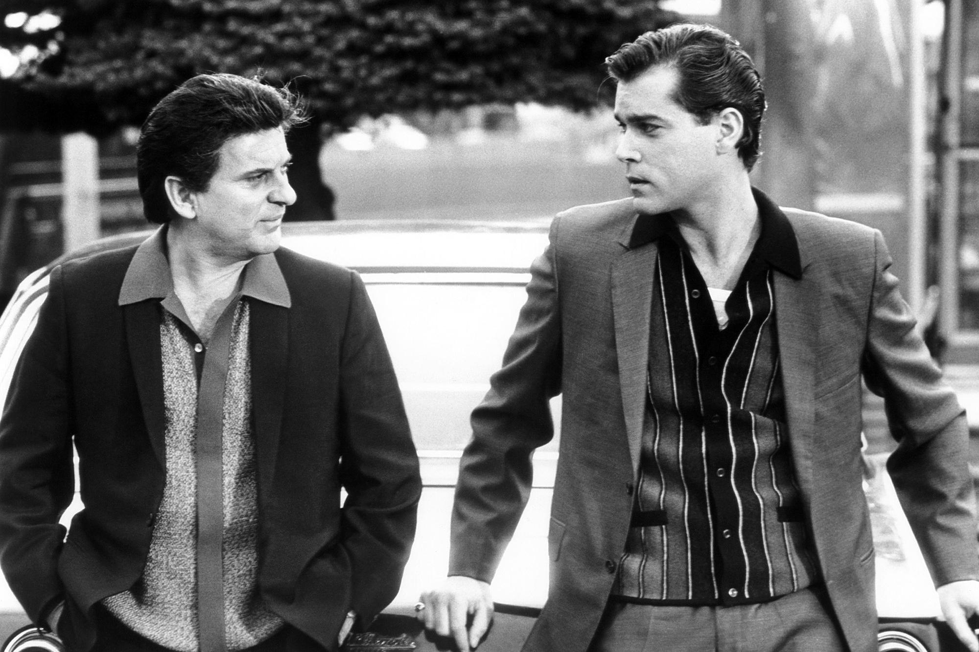 Goodfellas (1990) - Directed by: Martin ScorseseWritten by: Nicholas Pileggi & Martin Scorsese