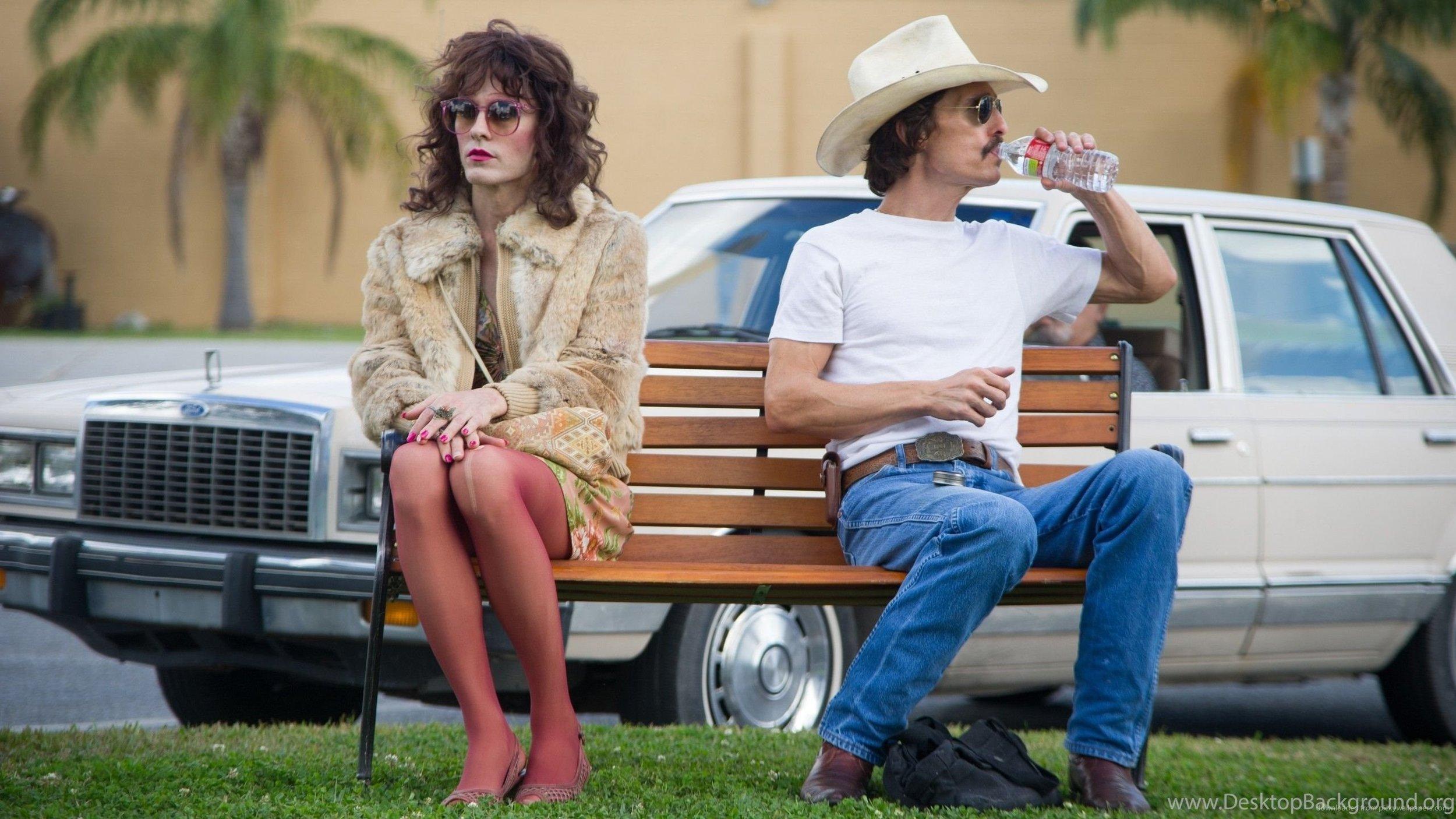 Dallas Buyers Club (2013) - Directed by: Jean-Marc ValléeWritten by: Craig Borten & Melisa Wallack