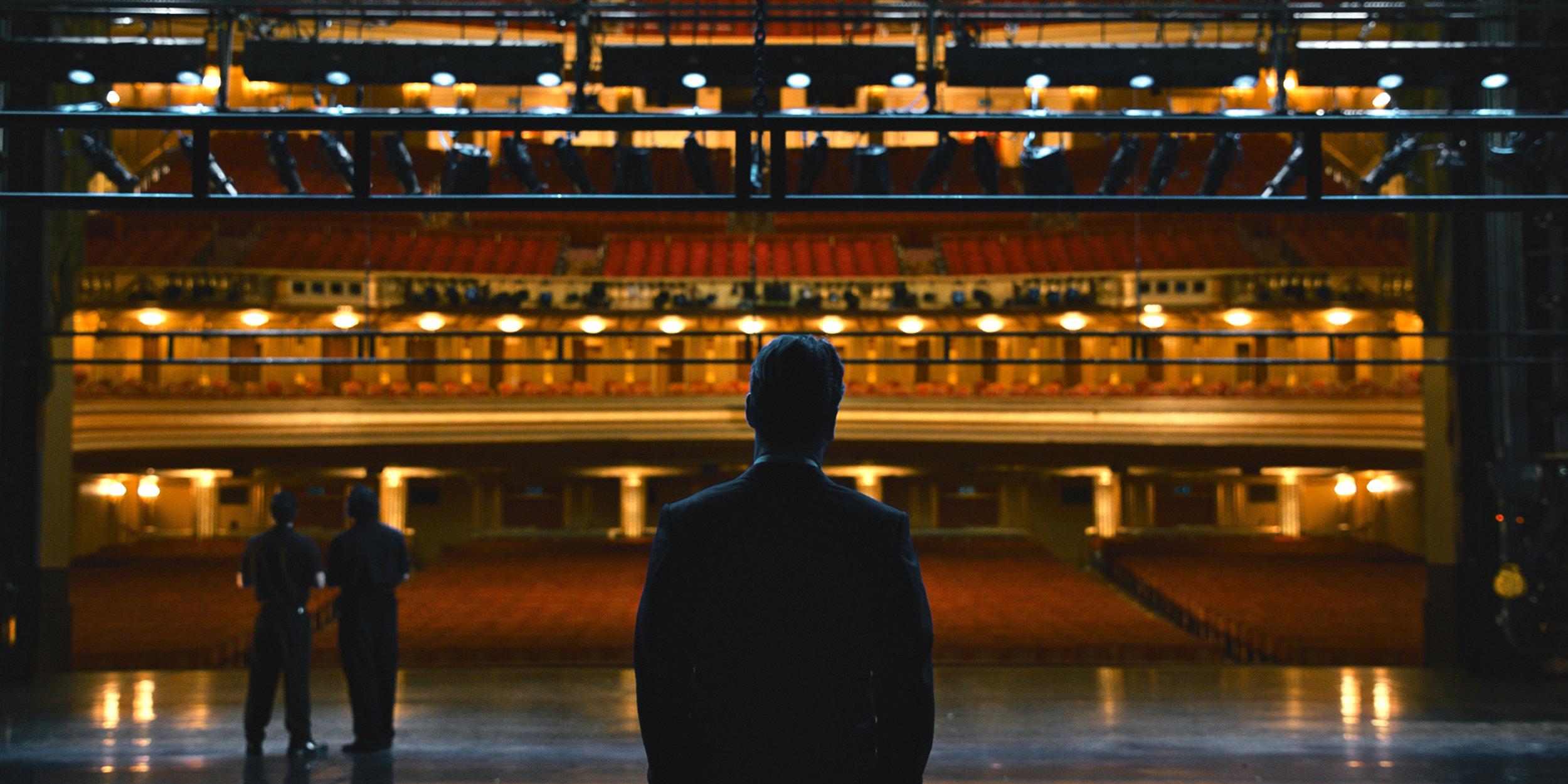 Steve Jobs (2015) - Directed by: Danny BoyleWritten by: Aaron Sorkin & Walter Isaacson (book).