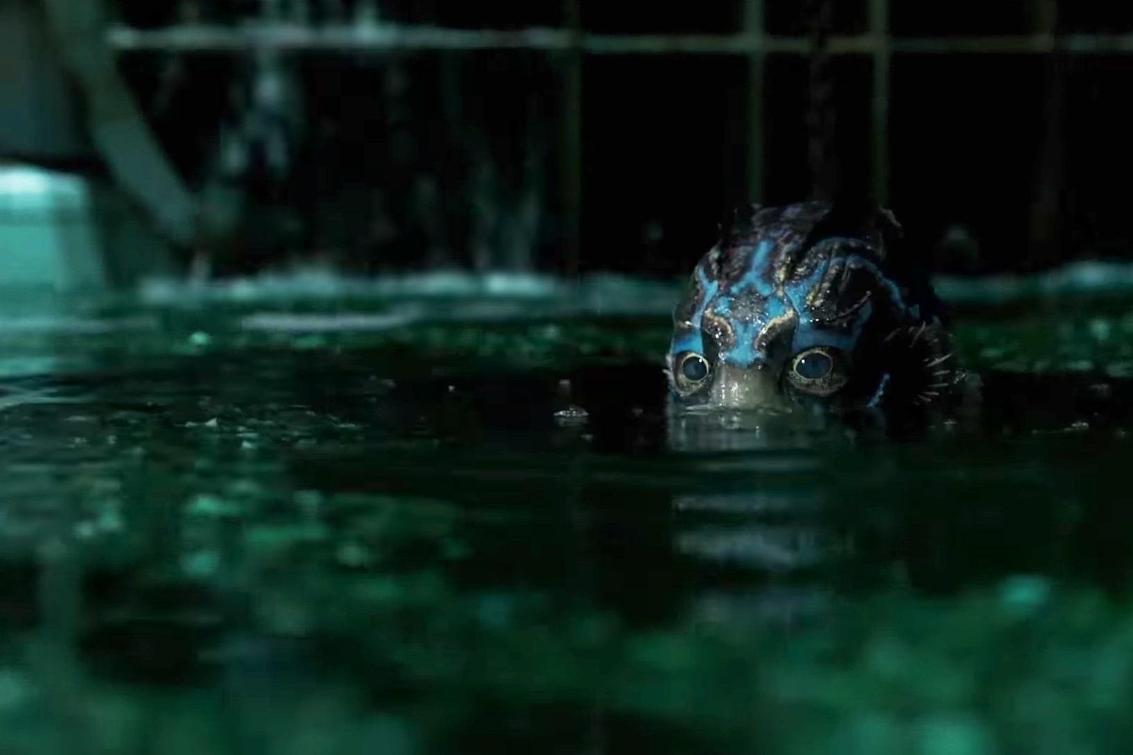 The Shape Of Water (2017) - Directed by: Guillermo del ToroWritten by: Guillermo del Toro & Vanessa Taylor